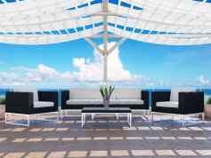Alivera M - Isola prendisole per terrazza