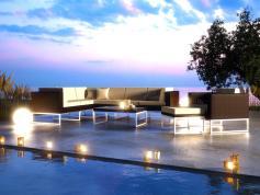 Alivera XL - Isola prendisole per terrazza