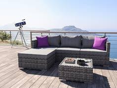 Ambra - Isola prendisole per terrazza