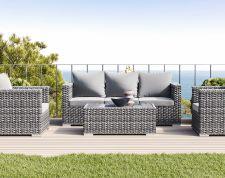 Annabell - Isola prendisole per terrazza