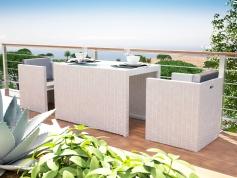 Boreas S - Isola prendisole per terrazza