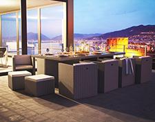 Boreas XL - Isola prendisole per terrazza