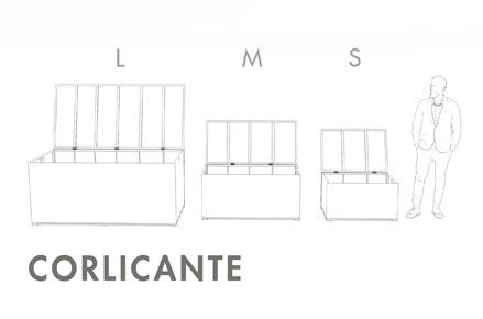 Corlicante S 3 / 3