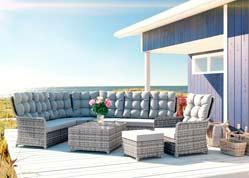 Emma Lounge (Emma 2016) - Isola prendisole per terrazza