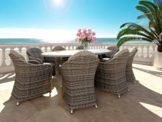 Livia XL - Isola prendisole per terrazza
