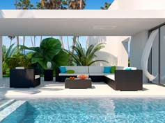 Epona XL - Isola prendisole per terrazza
