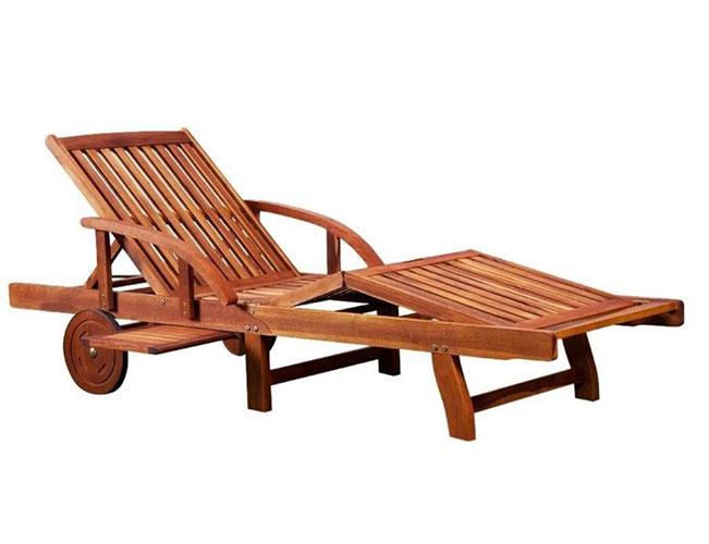 Nadja - Chaise longue